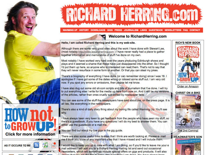 RichardHerring.com
