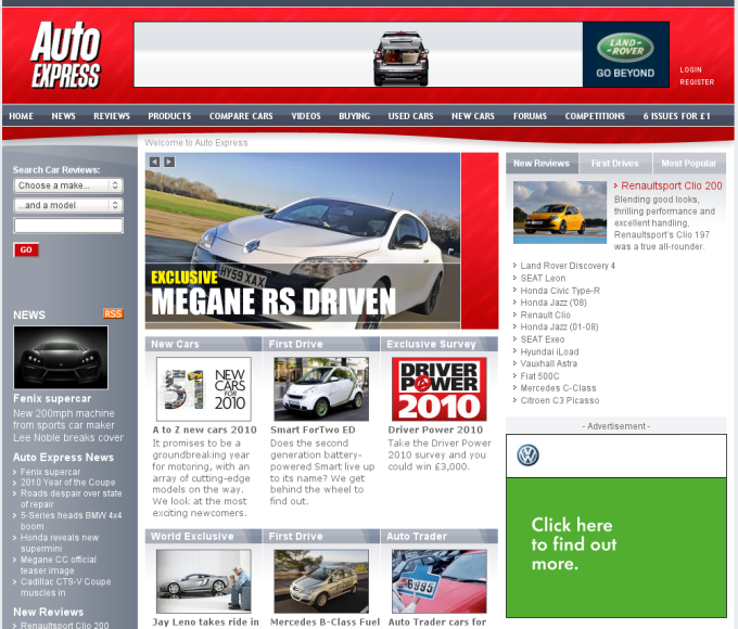 Auto Express.co.uk